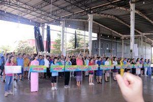 Giao lưu thi đấu thể thao Việt Nam-Lào tăng cường sự đoàn kết, hữu nghị