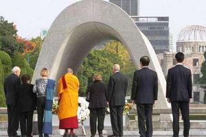 Đức Dalai Lama kêu gọi giải trừ vũ khí hạt nhân