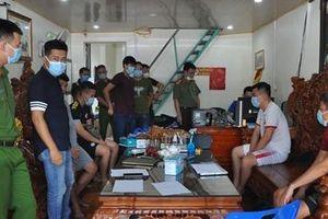 Công an tỉnh Hải Dương triệt phá đường dây cá độ bóng đá nghìn tỷ