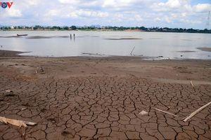 Mực nước sông Mekong xuống thấp trong 7 tháng đầu năm 2020 do đâu?