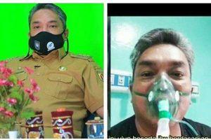 Thị trưởng Indonesia Banjarbaru tử vong do Covid-19
