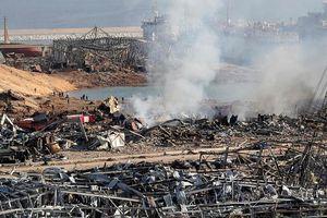Lebanon tiếp tục bác bỏ điều tra quốc tế về vụ nổ