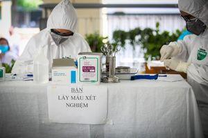 652 người Hà Nội về từ Đà Nẵng có kết quả âm tính với nCoV