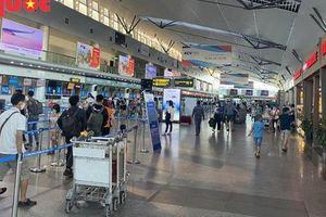 Trong hai ngày 12 và 13/8, sẽ có 828 du khách bay từ Đà Nẵng về Hà Nội