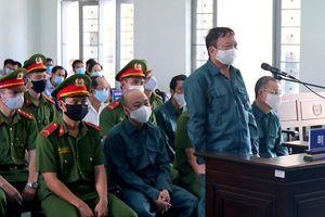 Cựu chủ tịch TP Phan Thiết hầu tòa
