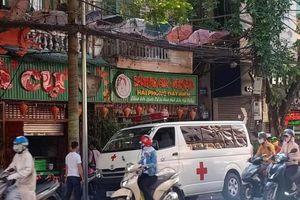 Tạm dừng hoạt động quán ăn liên quan vợ chồng bệnh nhân 816