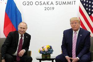 Ông Trump: 'Chắc chắn' sẽ mời ông Putin dự thượng đỉnh G7