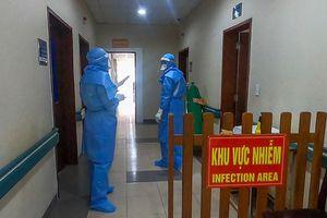Bệnh nhân 832 nhiễm COVID-19 đã tử vong