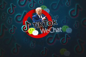 Ông Trump khiến nước Mỹ bối rối vì lệnh cấm TikTok, WeChat