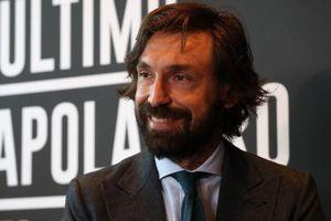 Pirlo 'cười như điên' khi được bổ nhiệm làm HLV Juventus