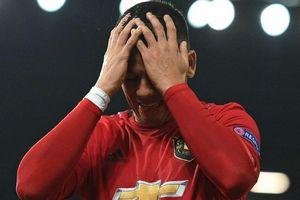 Bi kịch của Marcos Rojo ở Man United