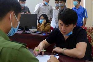 7 người Trung Quốc tổ chức đánh bạc 35 tỷ qua mạng