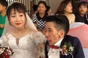 Đám cưới cổ tích ở Hà Giang của chàng trai 1,30 m