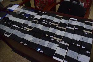 Bắt 7 người Trung Quốc đánh bạc qua mạng với số tiền hàng chục tỷ đồng