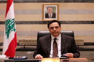 Thủ tướng Lebanon thông báo Chính phủ từ chức