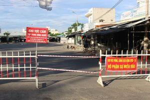 Lịch trình bốn ca bệnh mới ghi nhận tại Quảng Nam