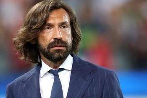 Pirlo ngồi 'ghế nóng' ở Juventus