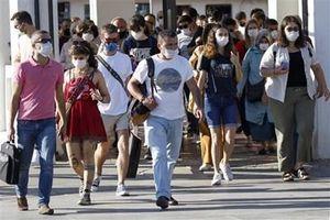 Hơn 20 triệu người mắc Covid-19 trên toàn thế giới