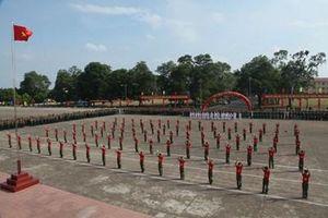 Tổ chức đợt hoạt động cao điểm 'Thanh niên Quân đội tự hào tiến bước dưới cờ Đảng'