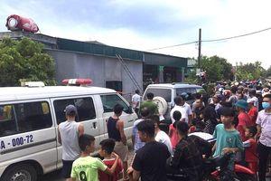 Vụ cháy nhà dân ở Hà Tĩnh, thêm nạn nhân tử vong