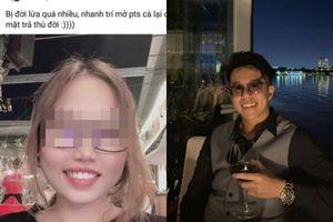 CEO Người ấy là ai bị hot girl lạ mặt tố 'gạ tình' qua Tinder