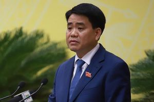 Con đường thăng tiến của Chủ tịch Hà Nội Nguyễn Đức Chung