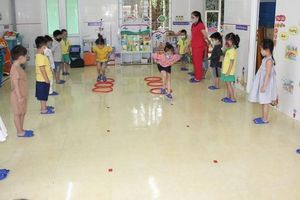 Cơ sở giáo dục mầm non ở Nghệ An được hoạt động trở lại