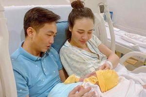 Đàm Thu Trang lộ diện sau sinh nhưng lời nhắn của Cường Đô la mới đáng chú ý