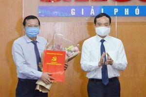 Điều động Tổng Biên tập báo Sài Gòn Giải Phóng về UBND TPHCM