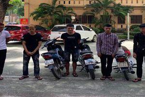 Nghệ An: Triệu tập nhóm thanh niên lạng lách, đánh võng trên quốc lộ 1A