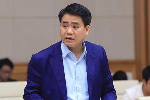 Những vụ án khiến ông Nguyễn Đức Chung bị tạm đình chỉ công tác