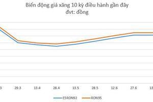Giá xăng sẽ tăng hay giảm trong kỳ điều hành ngày mai?