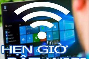 Thủ thuật bật/tắt tự động kết nối mạng wifi trong Windows 10 chuẩn nhất