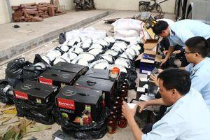 Quảng Trị: Báo động tình trạng dùng xe 'hạ tải' để chở hàng lậu