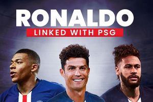 Ảnh kể: Ronaldo là cầu thủ của năm tại Juventus sau tin đồn chuyển tới PSG