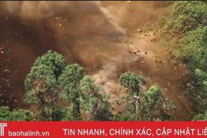 Hủy nổ thành công quả bom nặng gần 230kg