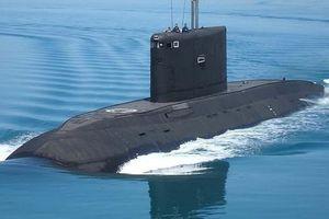 Tàu ngầm Nga qua mặt hải quân NATO nhờ sự bảo vệ của tác chiến điện tử?