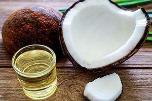 Top 10 nguy cơ không ngờ từ dầu dừa