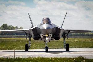 Lockheed Martin bắt đầu lắp ráp chiếc F-35 đầu tiên cho Không quân Đan Mạch