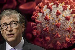 Bill Gates dự đoán mốc thế giới vượt qua đại dịch Covid-19