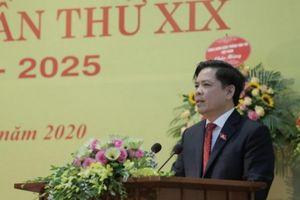 'Đảng bộ Bộ GTVT phải đoàn kết, tập trung sức mạnh, tạo đột phá'