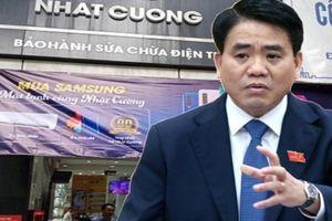 Ba vụ án Chủ tịch Hà Nội Nguyễn Đức Chung liên quan là những vụ án nào?