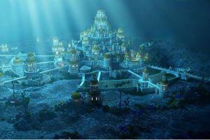 Bí ẩn Atlantis - kho báu trong lòng đại dương