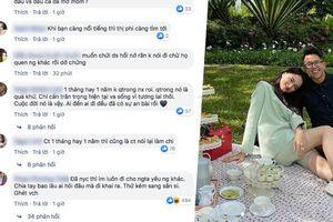 Netizen đồng lòng bảo vệ Hương Giang và Matt Liu trước 'lùm xùm' người yêu cũ