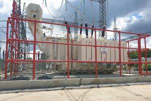 SPMB hoàn thành nâng công suất TBA 220kV Bình Long