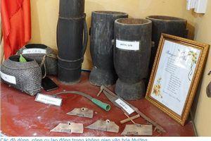 Phú Thọ: Gìn giữ và phát huy bản sắc văn hóa Mường