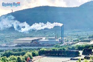 Phát triển kinh tế gắn với bảo vệ môi trường, tài nguyên