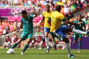 Ngày này năm xưa: Brazil 'vỡ mộng' đoạt HCV Olympic