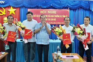 Thành phố Cà Mau có tân Bí thư và Quyền Chủ tịch