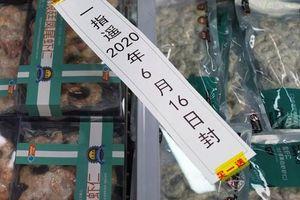 Thêm một thành phố Trung Quốc phát hiện SARS-CoV-2 trên bao bì nhập khẩu